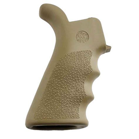 Hogue AR-15 Rifle Length Knurled Free Floating Forend