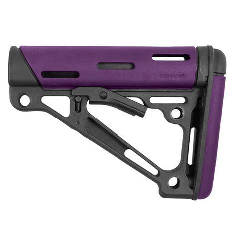 Hogue Ar15 Collapsible Carbine Buttstock Milspec