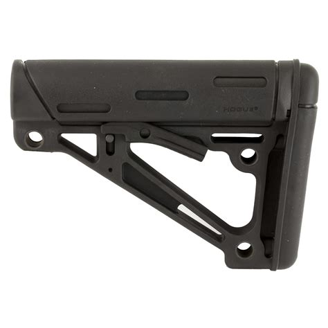 Hogue Ar15 M16 Overmolded Collapsible Buttstock At3