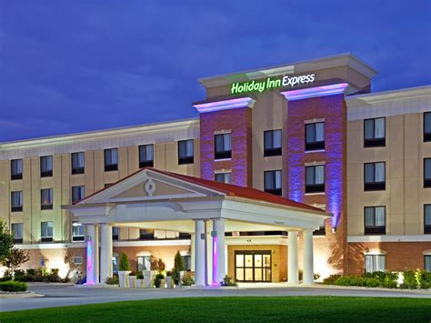 Holiday Inn Express Indianapolis - Southeast Hotel By IHG