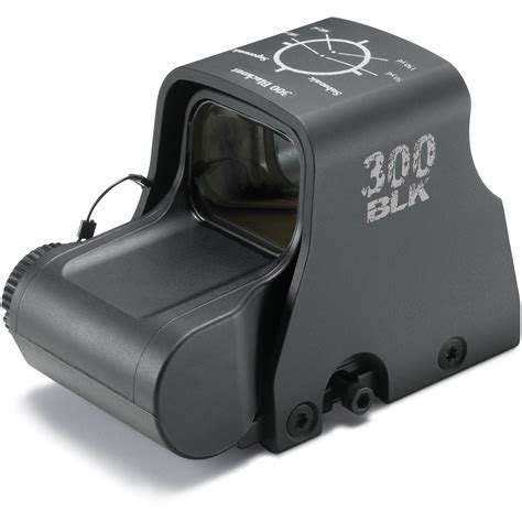 Holographic Optics Specifically For 300 Blackout