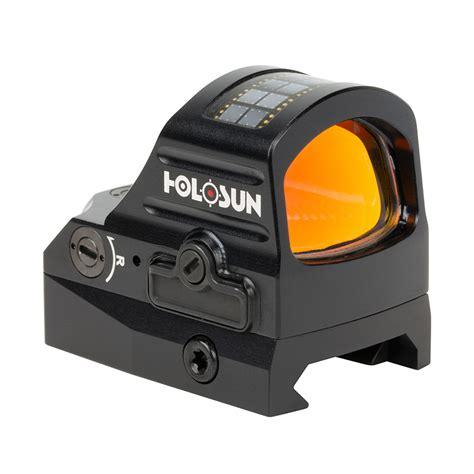 Holosun 507c Micro Solar Red Dot Sight Mount Type