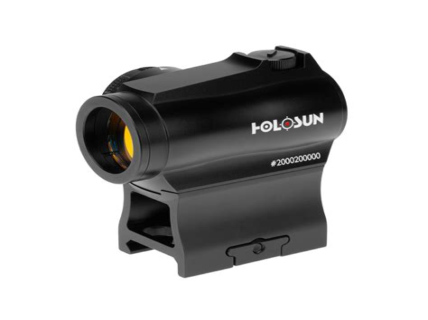Holosun He503rgd Gold Dot Sight He503rgd Gold Dot Sight 65 Moa Circle Or 2 Moa Dot