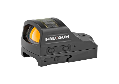 Holosun Red Dot Sight Manual