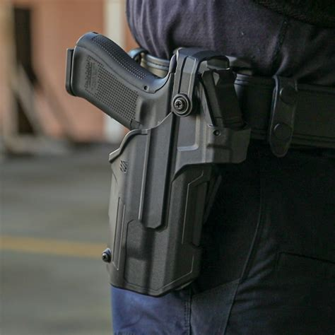 Holster For Glock 19 With Red Dot Sight