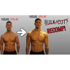 Holy grail body transformation, lose fat and gain muscle, body recomposition, bulking up coupon code
