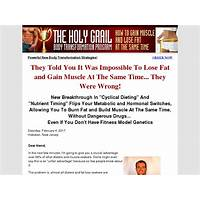 Holy grail body transformation program 2016 promo code