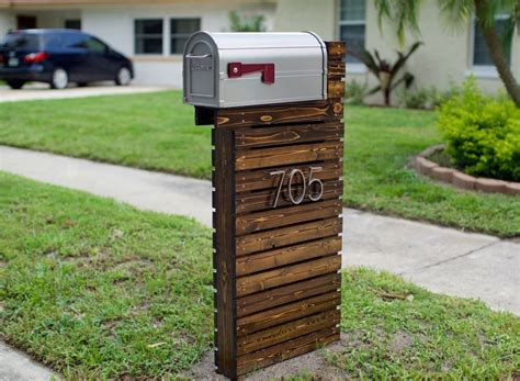 home post box designs