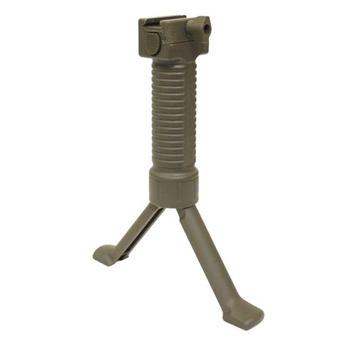 Home Of The Vertical Foregrip Bipod - Grip Pod