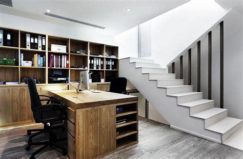 Home Office Design In Basement