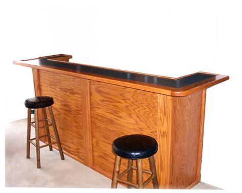 Home bar woodworking plans Image