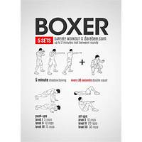 Home boxing workouts tips