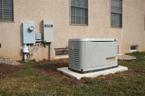 Home generator backup Image