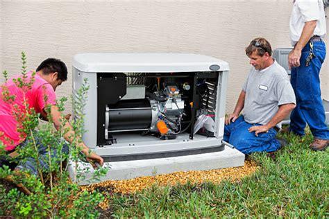Home generator installation cost Image