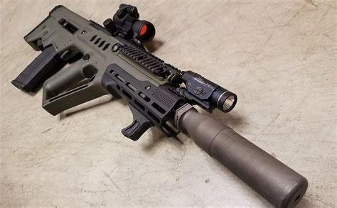 Homegrown Assault Rifle