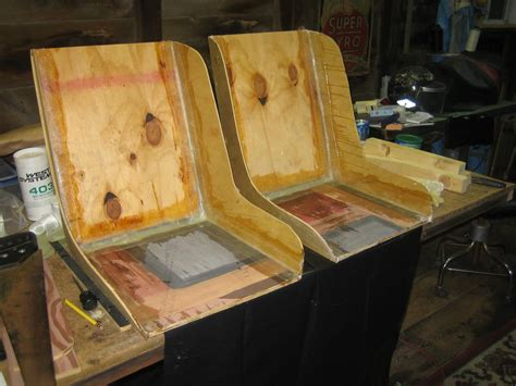 homemade boat seat plans