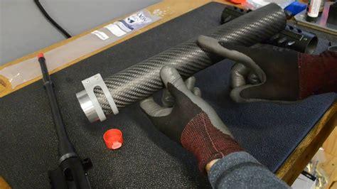 Homemade Carbon Fiber Handguard