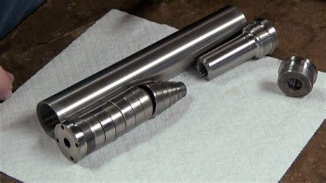 Homemade Shotgun Suppressor