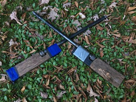 Homemade Tactical Shotgun Stock