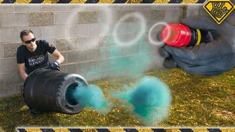 Homemade Vortex Cannon