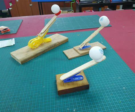 Homemade catapult designs Image