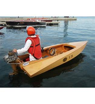 Homemade Small Boat Plans