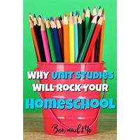 Best reviews of homeschool unit studies and more!