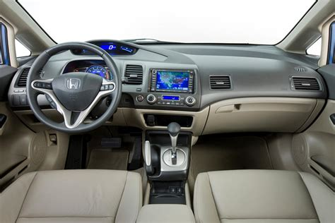 Honda Civic 2009 Interior Make Your Own Beautiful  HD Wallpapers, Images Over 1000+ [ralydesign.ml]