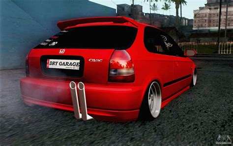 Honda Civic Garage Make Your Own Beautiful  HD Wallpapers, Images Over 1000+ [ralydesign.ml]