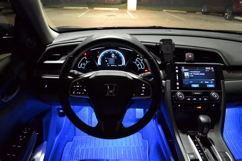 Honda Civic Interior Illumination Make Your Own Beautiful  HD Wallpapers, Images Over 1000+ [ralydesign.ml]