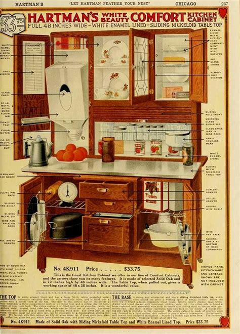 Hoosier cabinet plans Image