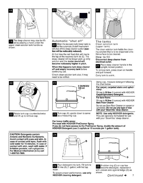 hoover steamvac dual v repair pdf manual