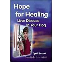 Hope for healing liver disease in your dog ebook bundle upsell guides