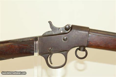 Hopkins Allen 22 Rifle No 722