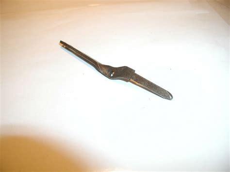 Hopkins Allen Single Barrel Shotgun Parts