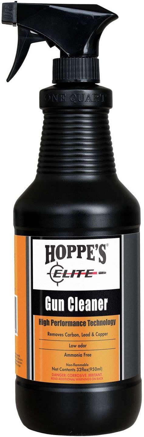 Hoppe S Elite Gun Cleaner Scientific Test