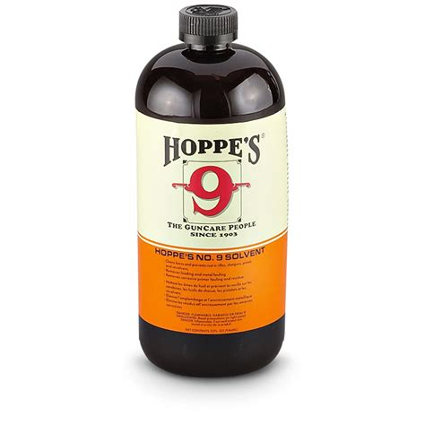 Hoppe S No 9 Quart Solvent 32 Oz 51139 Gun Cleaning