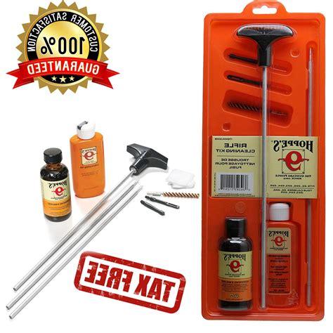 Hoppe S Pistol Gun Rifle Cleaning Kit For 22 255 Caliber