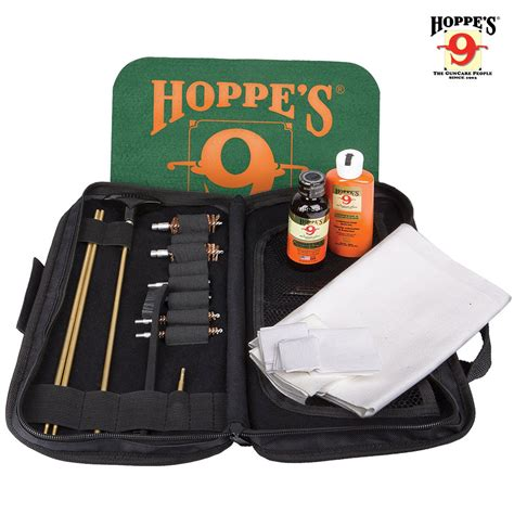 Hoppe S Synthetic Blend Starter Gun Essential Cleaning Kit