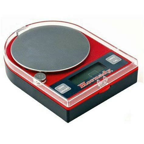 Hornady 050106 Battery Operated Electronic Scale - Amazon Com
