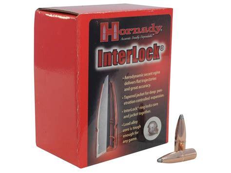Hornady 165 Gr Sp Interlock