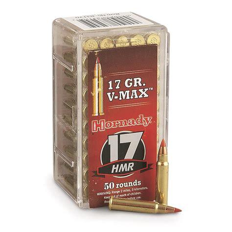Hornady 17 Hmr Ammo For Sale
