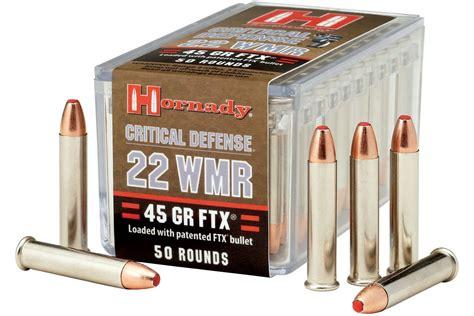 Hornady 22 Cal Ammo