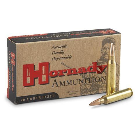Hornady 223 Match Ammo For Sale