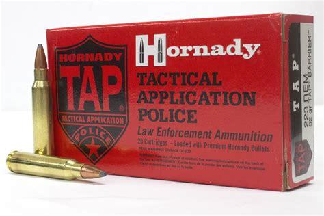 Hornady 223 Tap Barrier