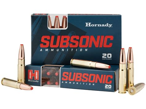 Hornady 300 Blackout Ammo Review