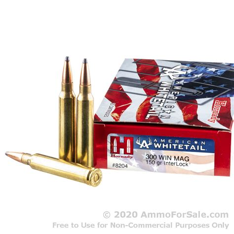 Hornady 300 Win Mag For Sale