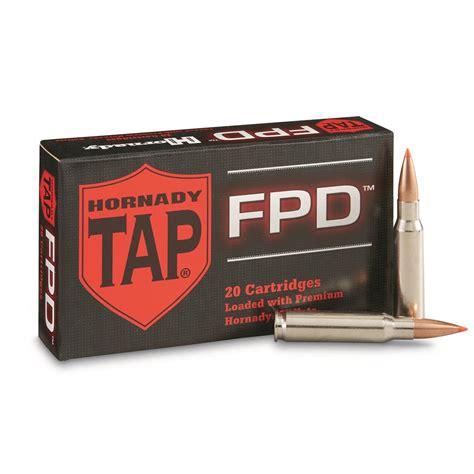 Hornady 308 Tap Ammo