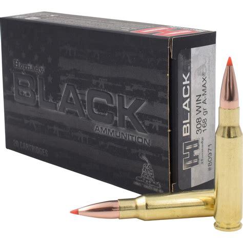 HORNADY 308 Winchester Ammo Rifle Ammo Ammo