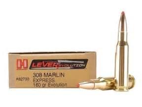 Hornady 308mx Ammo